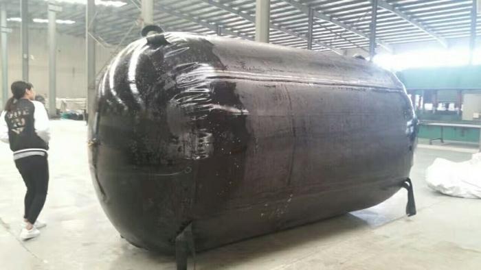 大口径管道闭式水袋管道封堵作业的首次应用