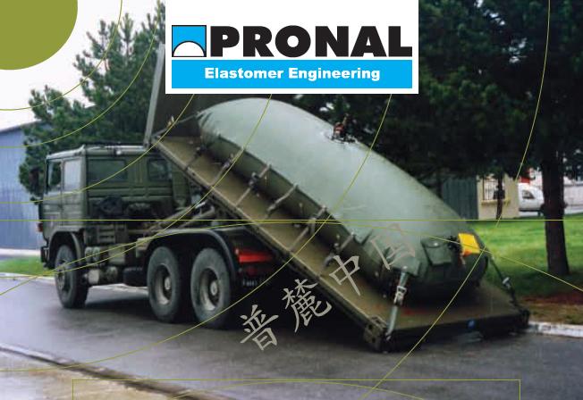 车载软性水囊DYNAMIC PRONAL产品